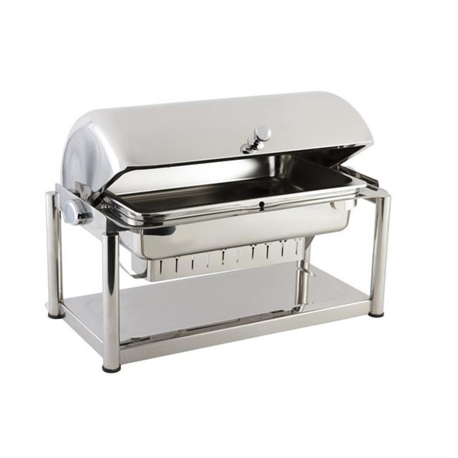 Bon Chef 11041D Olympia Dripless Rectangular Chafing Dish by