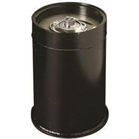 Star Round Lift-Out Door Tubular Body Floor Safes. Slotted Head - Tubular Body Floor Safe