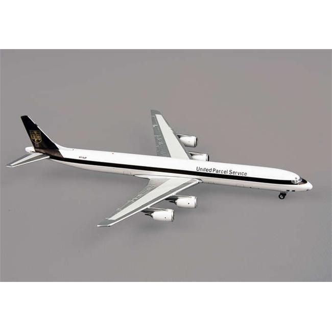 Gemini Jets 1-400 GJ1052 Ups DC-8-71F 1-400 REGNo.  N713UP