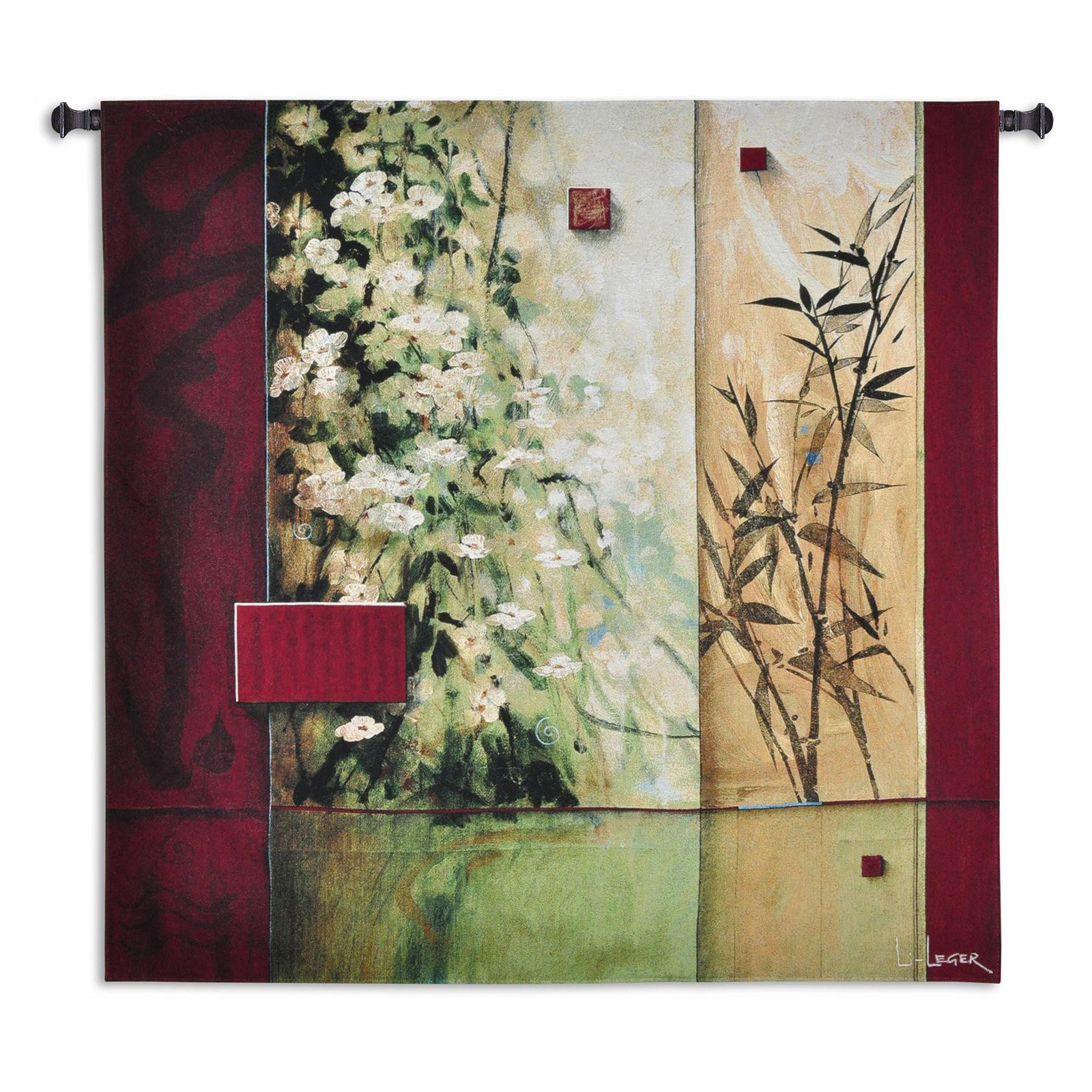 Fine Art Tapestries Serenity Wall Tapestry by Supplier Generic