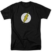 DC Comics Logo Mens Short Sleeve Shirt