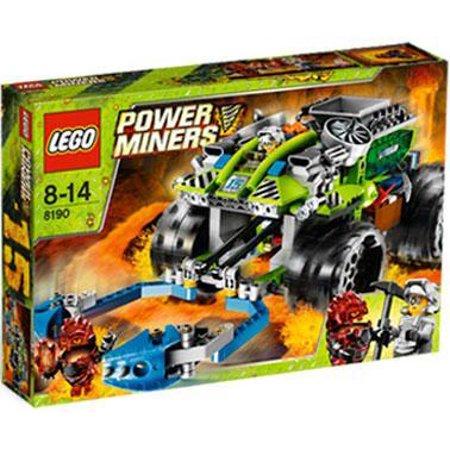 Lego Power Miners   Claw Catcher
