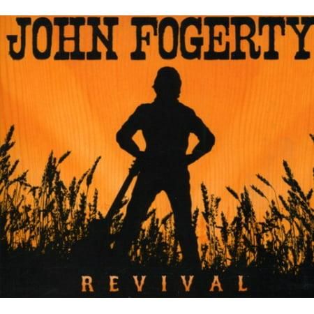 Revival (CD) (Digi-Pak) - Revival Revival Lavatory