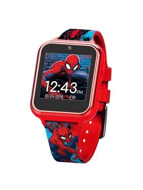 Spiderman iTime Kids Smart Watch, 40 MM