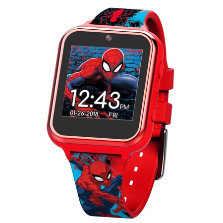 Spiderman iTime Smart Kids Watch 40 MM ()
