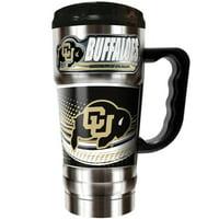 Colorado Buffaloes The Champ 20 oz. Travel Tumbler - Silver