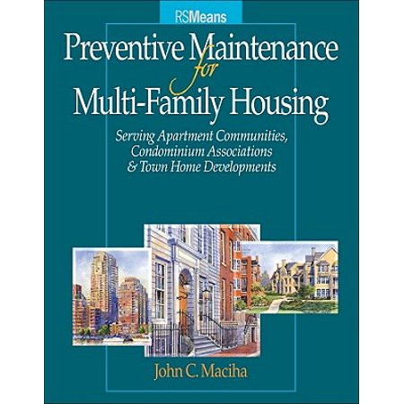 Preventive Maintenance For Multi Family Housing Apartment Communities Inium Associations Town Home Developments