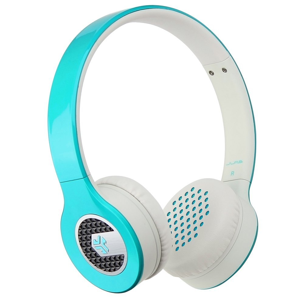 JLAB Supra_ Sleek Stereo On_Ear Headphones with Cable and...