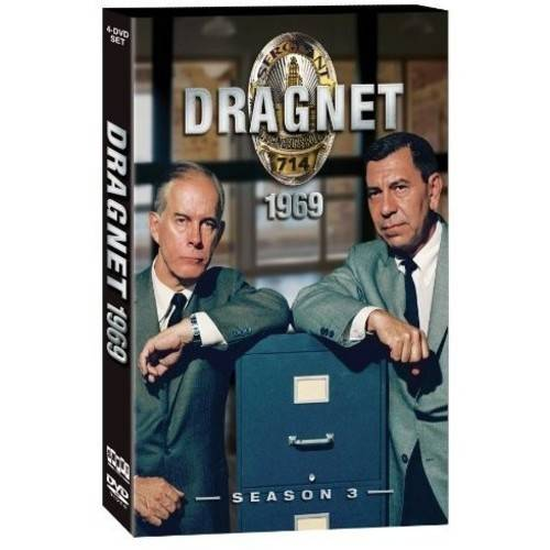 Dragnet 1969: Season 3 (Full Frame)