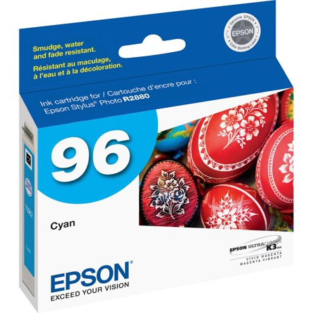 Epson, EPST096220, T096120 Series Ink Cartridges, 1 Each