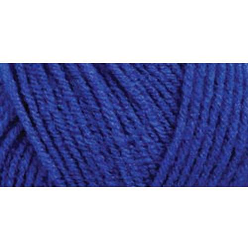 Red Heart Soft Yarn-Royal Blue