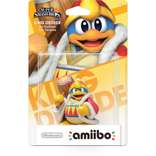 King Dedede Super Smash Bros Series Amiibo (Nintendo Wii U or 3DS)
