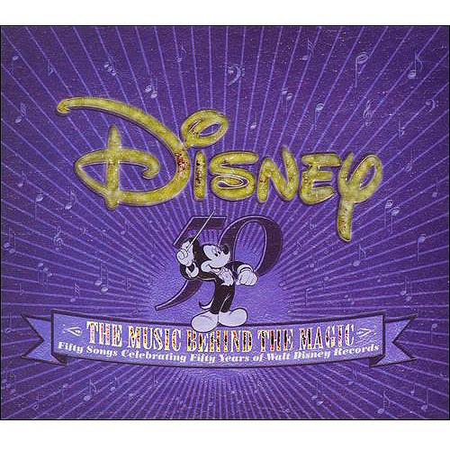 Disney: The Music Behind The Magic (2CD)