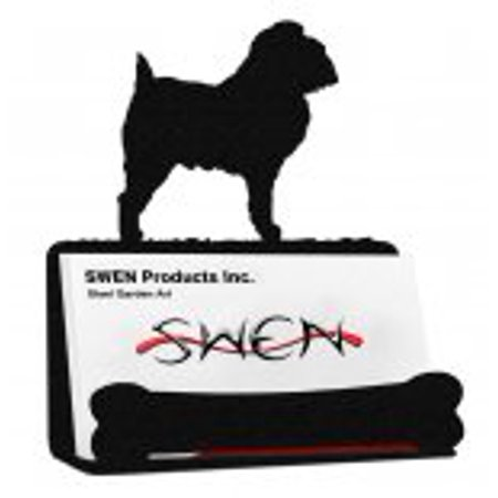 Brussels Griffon Business Card Holder - BRUSSELS GRIFFON Business Card Holder