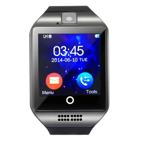 Smart Watch Facebook Whatsapp Sms Mp3 Support Sim Tf Card For Ios Android Phone