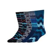 Et Tu (5 Pairs) Men's Novelty Socks Value Pack, Fun Crazy Socks For Men: Mens Dress Socks, Mens Casual Socks, Crew Socks Pack Colorful, Fun, Patterned