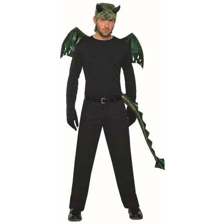Green Dragon Headpiece Halloween Costume Accessory - Headpiece Halloween Costumes Accessories