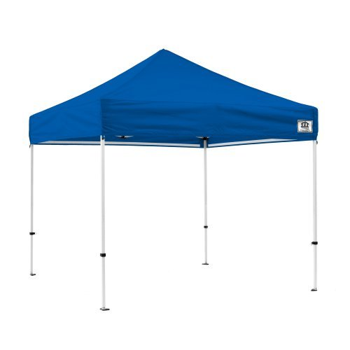 Impact Canopy Ds 10x10 Ft Ez Pop Up Canopy Tent Instant Beach Canopy Tent Gazebo With Roller