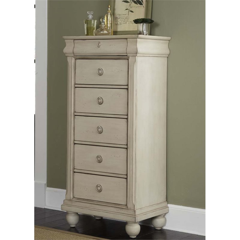 Liberty Furniture Rustic Traditions II 6 Drawer Lingerie Chest
