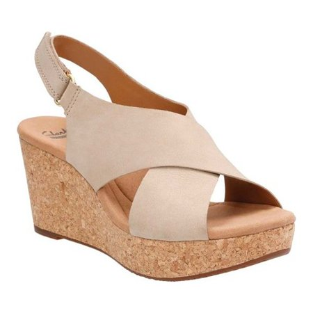 Clarks Womens Annadel Eirwyn Open Toe Casual Platform Sandals Betsey Johnson Ladies Platform