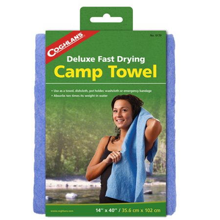 Coghlans Deluxe Camp Towel 40