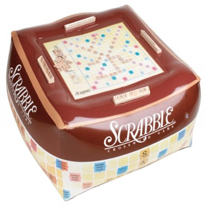 Scrabble Inflatable Game by