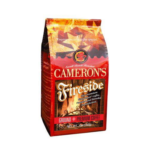 Cameron's Coffee Ground Fireside