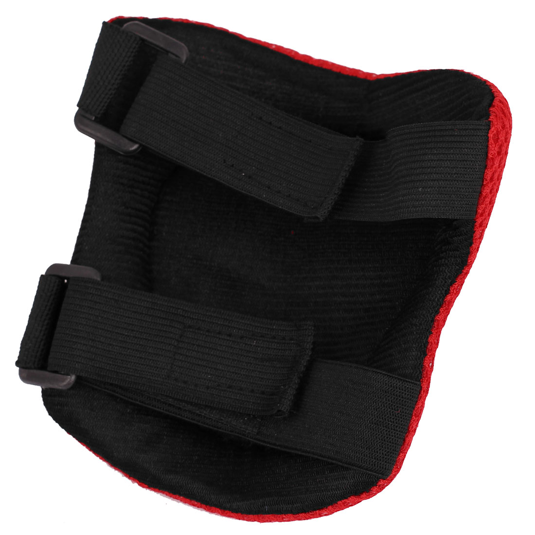 Skateboard Sponge Palm Elbow Knee Support Sports Protective Pads Red Black 6 Pcs - image 1 de 2