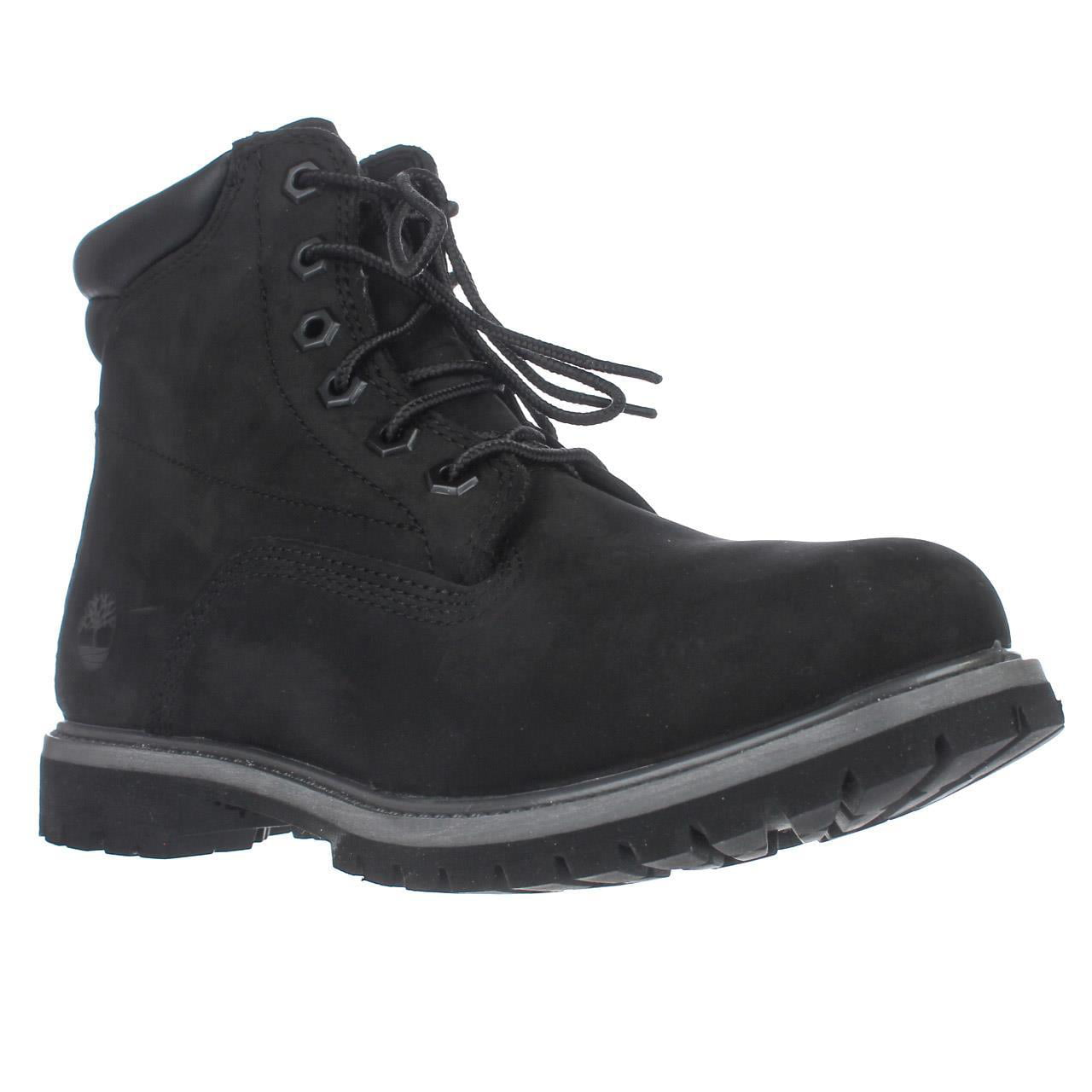 Womens Timberland Waterville Waterproof Ankle Boots, Black by Timberland