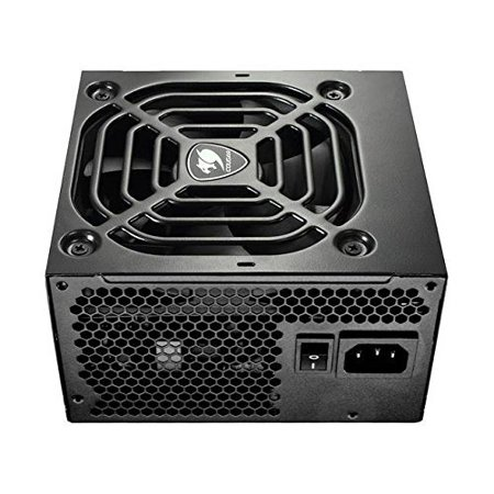 Gaming Computer Power Supply, Cougar Vtx600 600w Tower Fan Pc Power ...