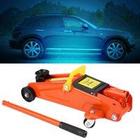 Anauto 2T Capacity Car Lift Hydraulic Jack Automotive Lifter Trolley Jack Repair Tool