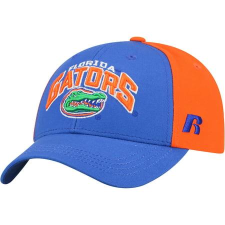 Youth Russell Royal/Orange Florida Gators Tastic Adjustable Hat - OSFA