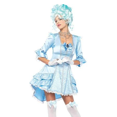 Leg Avenue Women's Versailles Beauty Marie Antoinette Rococo Costume