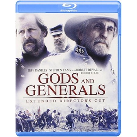 Gods And Generals (Blu-ray)