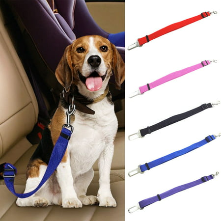 Cat Dog Pet Safety Seat Belt Restraint Belt for Car Seat Belt Adjustable Harness - Kite Seat Harness