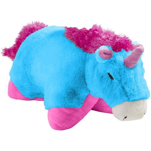 Ontel Products Corp Pillow Pets Neon Blue Unicorn
