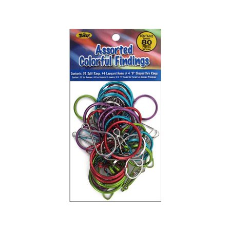 Toner Craftlace Findings Assorted Multi Color - Mrs Earrings