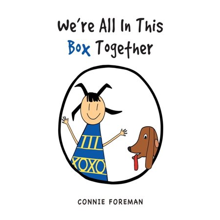 We're All In This Box Together - eBook