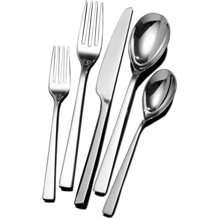 Towle Luxor 20-Piece Stainless Steel Flatware Set