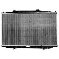 TYC 2806 Radiator Assembly for Honda Odyssey 3.5L V6 2005-2010 Models
