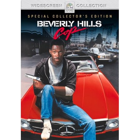 Beverly Hills Cop (DVD) - Cops Plus