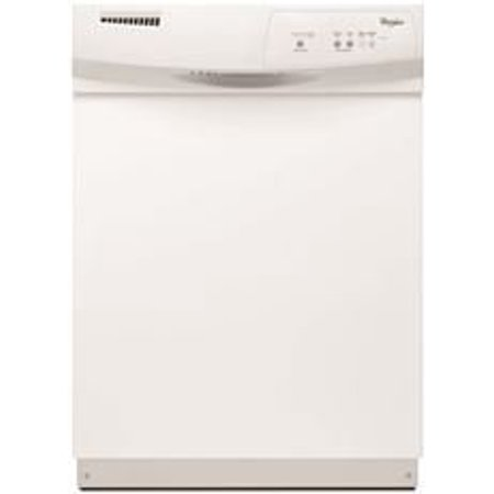 Whirlpool Tall Tub Built In 24 Inch Dishwasher With Front