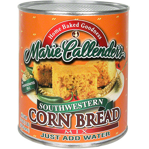 Marie Callender's Southwestern Corn Bread mix, 16 oz (Pack of 12)