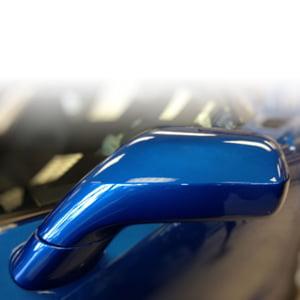 C7 Corvette Stingray/Z06/Grand Sport 2014+ Lamin-X Clear Bra Mirror Protection Film - Pre Cut