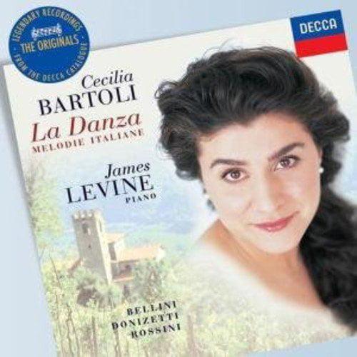 Bartoli/Levine - La Danza: Melodie Italiane [CD]