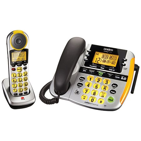 CEZAi2998 Cordless Phone with Answering Machine - Walmart.com