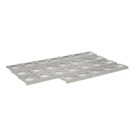 - Heat Plate, Stainless Steel - Dynasty 18