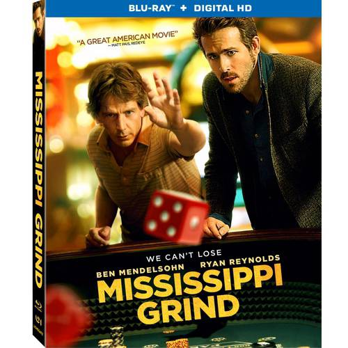 Mississippi Grind (Blu-ray   Digital HD) (With INSTAWATCH) (Widescreen)
