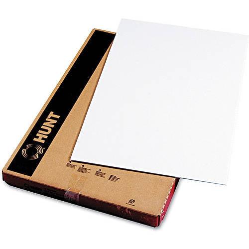 Elmer's Polystyrene White Foam Board, 10 pack