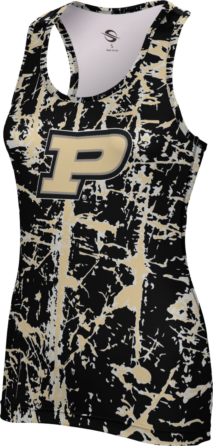 ProSphere Women's Purdue University Distressed Performance Tank (Apparel) by